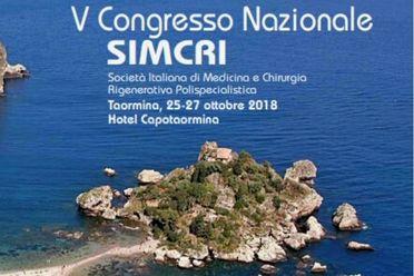 Congresso nazionale di medicina e chirurgia rigenerativa polispecialistica